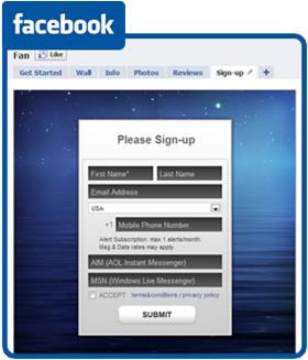 facebook widget Facebook Widget