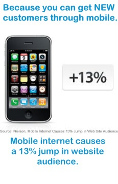 mobile marketing customers1 Why Go Mobile?