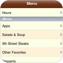 features4 Mobile App Features