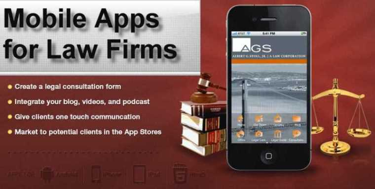 showcase lawyers Mobile Apps
