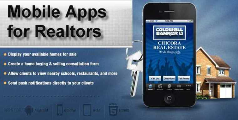 showcase realtors Mobile Apps
