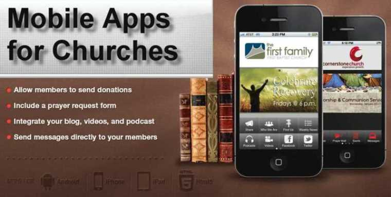 showcase religion Mobile Apps